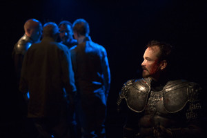 Theatre performance: Macbeth. Client: PSC.